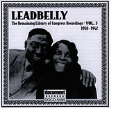 Leadbelly Vol. 5 (1938-1942) by Brownie McGhee