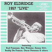 Live 1957 by Roy Eldridge
