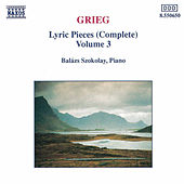 Lyric Pieces Volume 3 by Edvard Grieg
