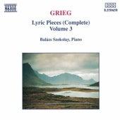 Lyric Pieces Volume 3 by Edvard Grieg