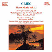 Piano Music Vol. 12 by Edvard Grieg