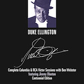 Complete Columbia & RCA Victor Recordings With Ben Webster (featuring Jimmy Blanton) by Duke Ellington