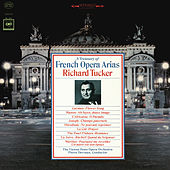 Richard Tucker - A Treasury of French Opera Arias by Richard Tucker
