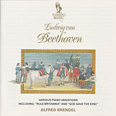 Beethoven: Piano Variations by Alfred Brendel