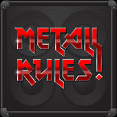 Metal Rules by Various Artists