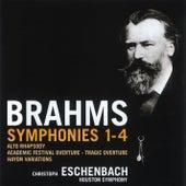 Brahms Symphonies 1-4 by Johannes Brahms