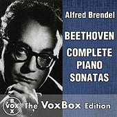 Beethoven Complete Piano Sonatas (The VoxBox Edition) by Alfred Brendel