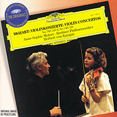 Mozart: Violin Concerto Nos.3 K.216 & 5 K.219 by Anne-Sophie Mutter