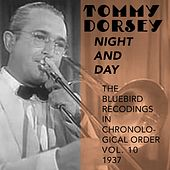 Night and Day (The Bluebird Recordings in Chronological Order Vol. 10 - 1937) by Tommy Dorsey