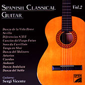 Spanish Classical Guitar 2 by Sergi Vicente