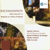 Piano Concertos by Sergei Rachmaninov