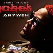 Anyweh - Single by Konshens