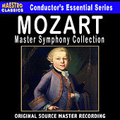 Mozart - Master Symphony Collection by Various Artists