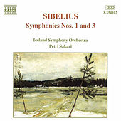 Symphonies Nos. 1 and 3 by Jean Sibelius
