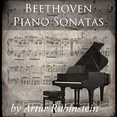 Beethoven: Piano Sonatas by Artur Rubinstein