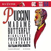 Puccini: Madame Butterfly Highlights (RCA) by Giacomo Puccini