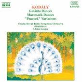 Galánta and Marosszek Dances/'Peacock' Variations by Zoltan Kodaly
