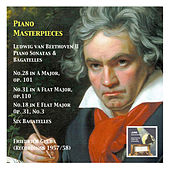 Piano Masterpieces: Friedrich Gulda, Vol. 3 (Recordings 1957/58) by Friedrich Gulda