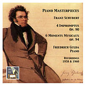 Piano Masterpieces: Friedrich Gulda, Vol. 4 (1958, 1960) by Friedrich Gulda