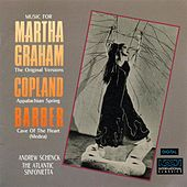 Music for Martha Graham by Various Artists