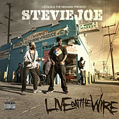 J. Stalin & The Mekanix Present: Live on the Wire by Stevie Joe