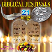 Biblical Festivals (21 Songs) by David & The High Spirit