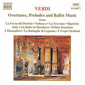 Overtures, Preludes, and Ballet Music by Giuseppe Verdi