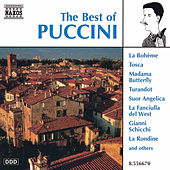 The Best of Puccini by Giacomo Puccini