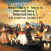 Sor: Music for guitar by Filomena Moretti