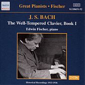 The Well-Tempered Clavier Book I (historical) by Johann Sebastian Bach