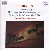 Preludes Vol. 1 by Alexander Scriabin