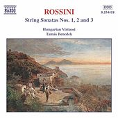 ROSSINI: String Sonatas Nos. 1- 3 by Various Artists