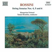 ROSSINI: String Sonatas Nos. 4 - 6 by Various Artists