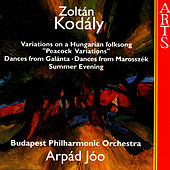 Kodály: Peacock Variations / Dances / Summer Evening by Budapest Philharmonic Orchestra
