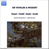 DE VIVALDI A MOZART by Various Artists