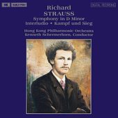 STRAUSS, R: Symphony in D Minor / Interludio by Hong Kong Philharmonic Orchestra