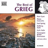 GRIEG : The Best Of Grieg by Various Artists