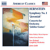 BERNSTEIN: Symphony No. 1 / Concerto for Orchestra by Various Artists
