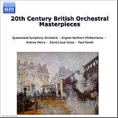 20th Century British Orchestral Masterpieces by Various Artists