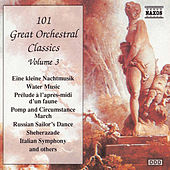 101 GREAT ORCHESTRAL CLASSICS, Vol.  3 by Various Artists