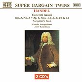 HANDEL : Concerti Grossi by Various Artists