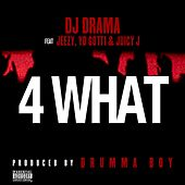 4 What feat. Jeezy, Yo Gotti & Juicy J by DJ Drama