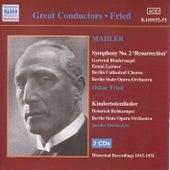 Symphony No. 2 by Gustav Mahler