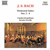 Orchestral Suites Nos. 1 - 4 by Johann Sebastian Bach