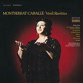 Verdi Rarities by Montserrat Caballé