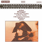 HONEGGER: Miserable (Les) / Napoleon / Mermoz by Slovak Radio Symphony Orchestra