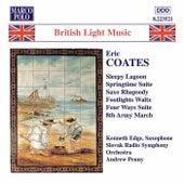 COATES, E.: Springtime Suite / Four Ways Suite by Various Artists