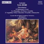 SALIERI: Overtures by Slovak Radio Symphony Orchestra