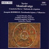 MONTSALVATGE: Concierto Breve / RODRIGO: Zarabanda by Various Artists
