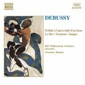 DEBUSSY: Prelude a l'apres-midi d'un faune / La Mer by Various Artists